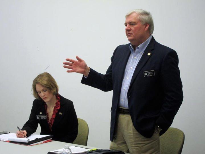 Senator Greg Clausen