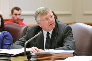Senator Tom Saxhaug