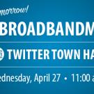 160426 Broadband Twitter townhall 1920x1080
