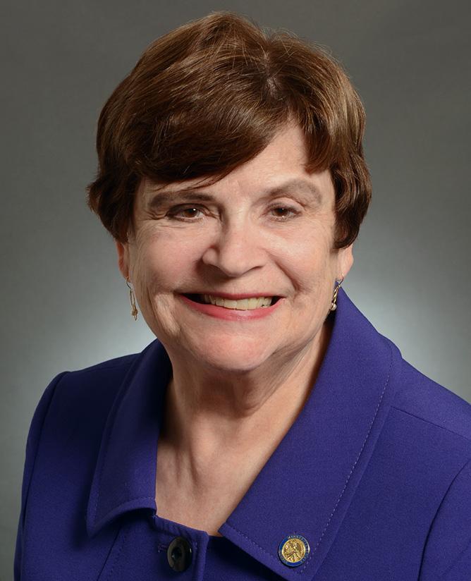 Senator Rest elected President of the Streamline Sales Tax Governing Board